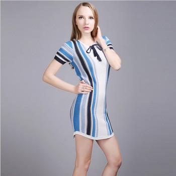 Knit dress sexy