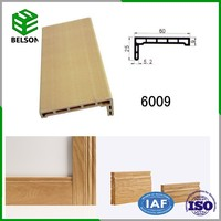Most Popular Product Made In China WPC Door Architrave Trim