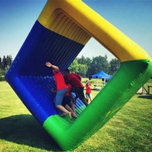 Team Building Inflatable Human Flip It Inflatable Team Game On Sale