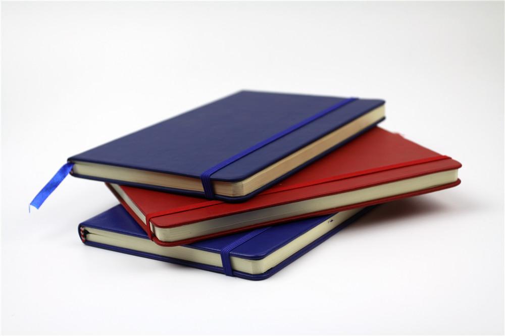 저렴한 프로모션 PU 맞춤 cuadernos personalizados