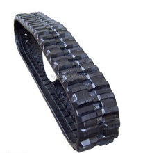 rubber track, rubber track shoe/pad, construction machine parts