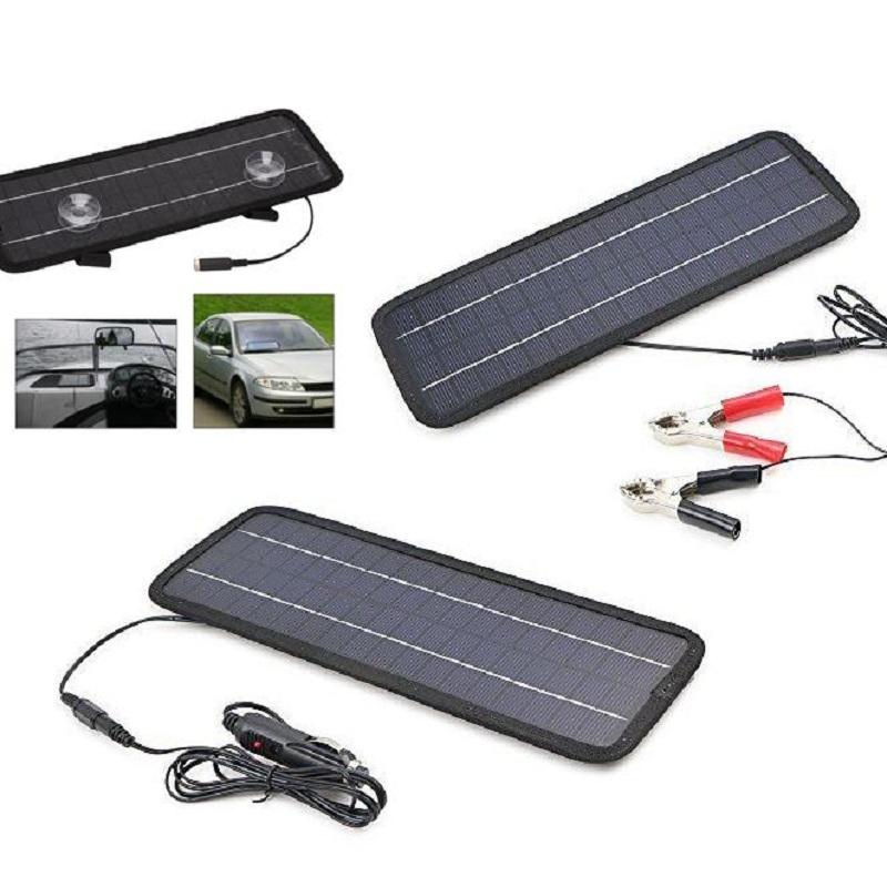 12 v solaire chargeur de batterie de voiture promotion achetez des 12 v solaire chargeur de. Black Bedroom Furniture Sets. Home Design Ideas