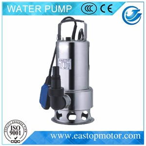 QDS-CWDW pedestal sump pump for Local drainage with IP44 protection