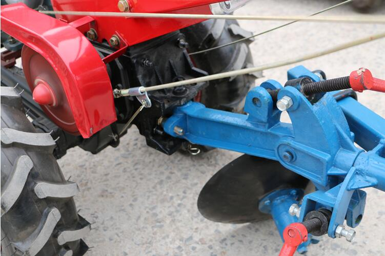 2 disc plow for walking tractor