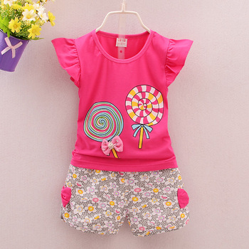 3ba9245a0cea Wholesale best selling summer kids clothes baby clothing design set from  china supplier