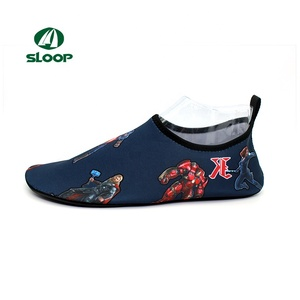 Adult Flat Water Outdoor Swimming Soft Cushion Beach Diving Shoes Walking Lover yoga men aqua shoes