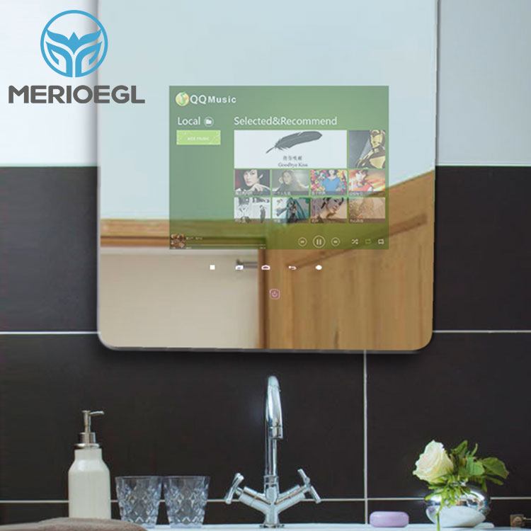 Magnifying Magic Luxury Smart Mirror Touch Screen Mirror