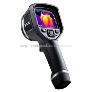 CE Approved 76,800 Pixel Infrared Thermometer Camera E8 flir thermal imager