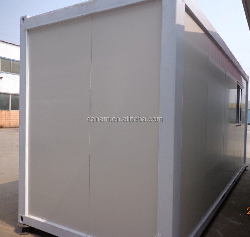 CANAM-Color Steel Prefab Storage Use Sheet metal garden shed for sale