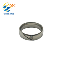 Wholesale cheap jewellery stainless steel ring made in china