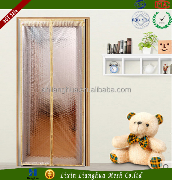 Friendly Anti Mosquito Magnetic Door Screen Curtain for Homes
