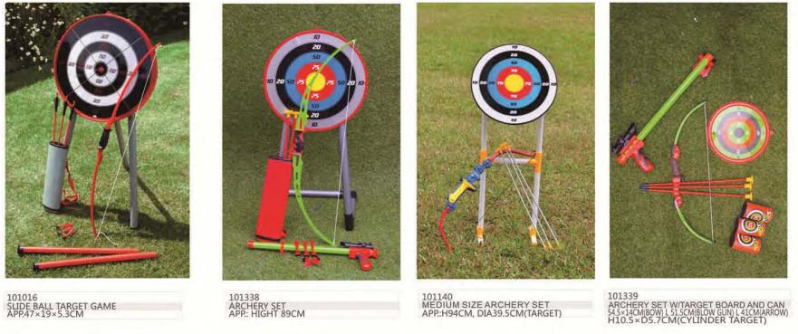 Enfants Arc Et Flèche Tir à L/'Arc Set Extérieur Jardin Jouet Jeu Target Board
