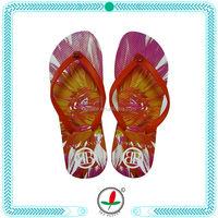 Alibaba china best selling silver wedding flip flops