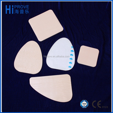 High absorbent wound dressing/Medical Silicone Foam Dressing with FDA approved