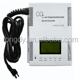 2015 Hot Carbon Dioxide CO2 Monitor CO2 gas Controller for greenhouse