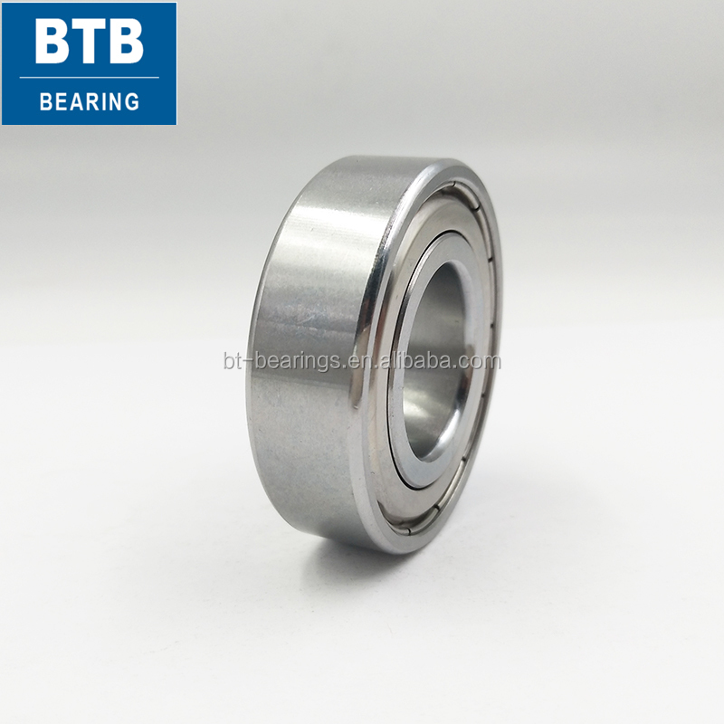 6205ZZ chrome steel deep groove ball <strong>bearing</strong> size 25x52x15 mm
