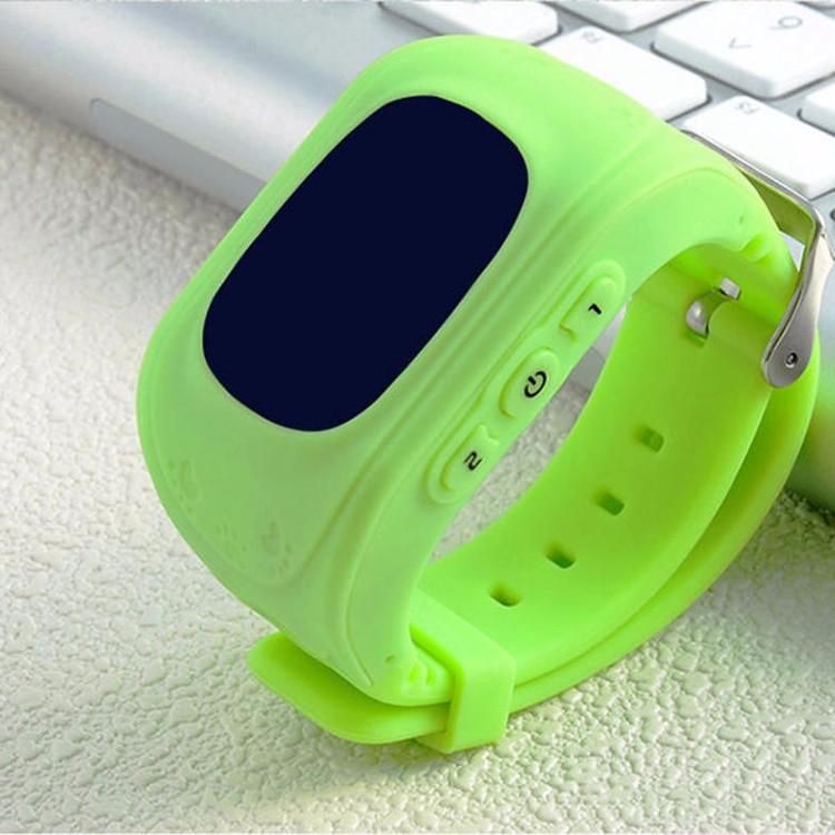 Wholesale baby kids gsm gps tracker watch q50 smart watch phone