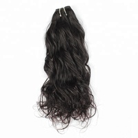 2018 best-selling unprocessed hair wholesale mongolian virgin natural wavy hair