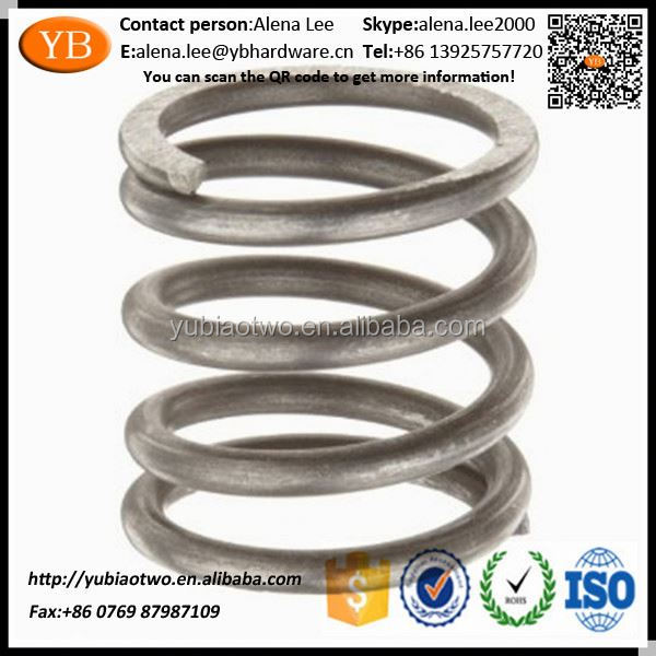 Refrigerator Touch Key Spring Compression Spring Supplier ISO/TS16949 Passed