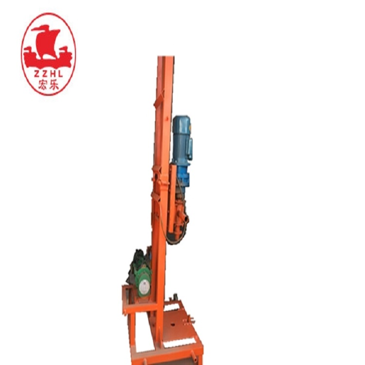 Cheap multifunction electric Diesel gasoline hydraulic portable water well drilling rig machine