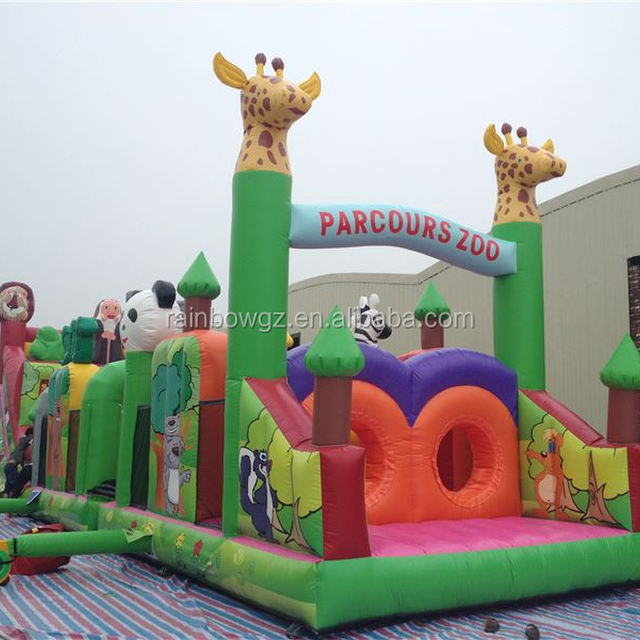 Childrenu0027s Park Inflatable Obstacles/big Inflatable Toys/inflatable Party  City