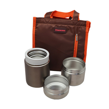 Double Wall Bento Lunch Box With Bag - Buy Bento Lunch Box With  Bag,Stainless Steel Bento Lunch Box,Stainless Steel Insulated Lunch Box  Product on