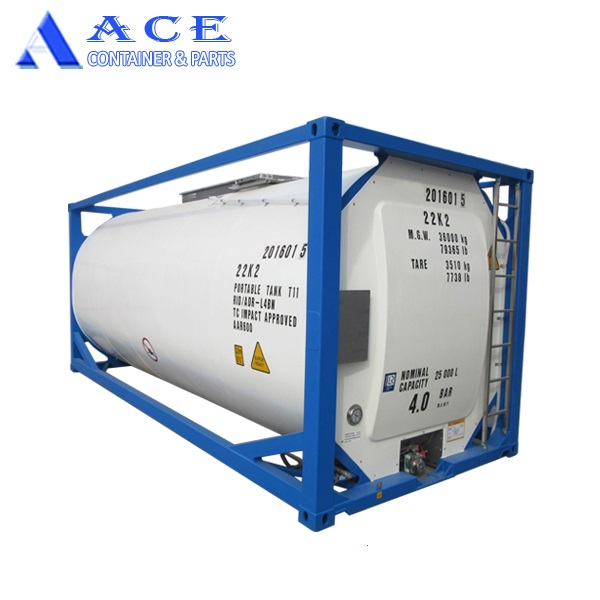 Amse Standard Sus316 Tank 26000l T11 20ft Iso Tank Container - Buy Iso Tank  Container,Tank Container,T11 Iso Tank Container Product on Alibaba com