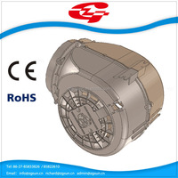 Manufacture price Range hood parts 3 speeds blower fan