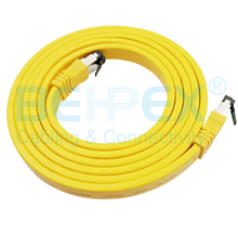 RJ45 8p8c 40 Gbps 이더넷 Cable Cat8 네트워크 Jumper Internet Connection Cable