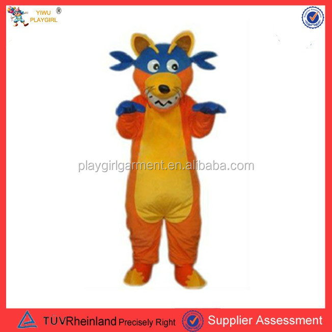 swiper the fox mascot costume swiper the fox mascot costume suppliers and manufacturers at alibabacom - Swiper Halloween Costume