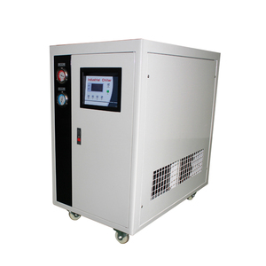 Water Recirculating Shini Celsius Screw Compressor 50 Ton Chiller for Extruder
