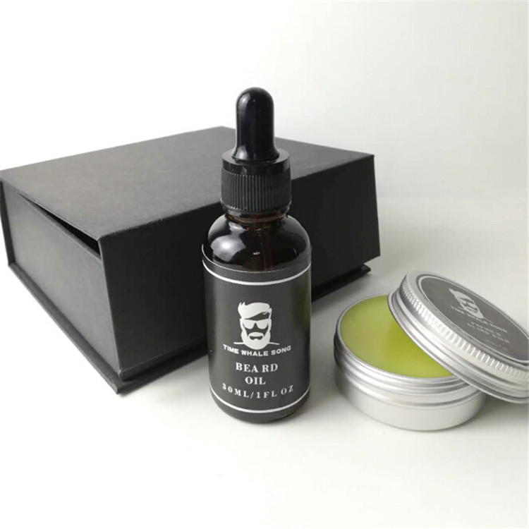 Private Label men's beard <strong>oil</strong> kit hot sale beard <strong>oil</strong>