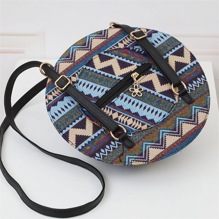 afd5c0c4bf5 Many colors for option round cap style sling bags for girls ladies fashion  bag