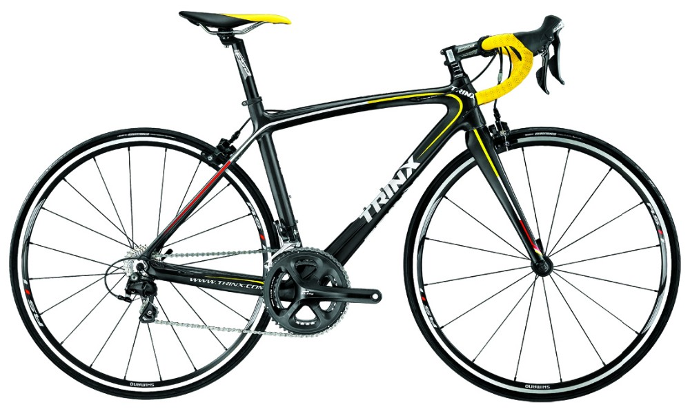 Carbon Fiber Bikes >> Trinx 700c Carbon Fiber Road Bike Super Light Weight 8 2 Kgs