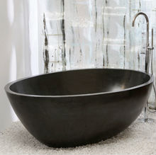 resin terazzo bathtub RB012