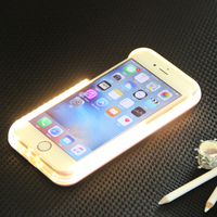 Olja LED light up lumee case for iphone 6, for iphone lumee case