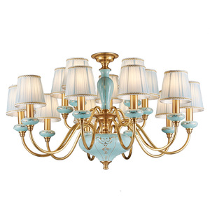 French Style Chandelier 15 Arms Fancy Light Pendant Br Lighting