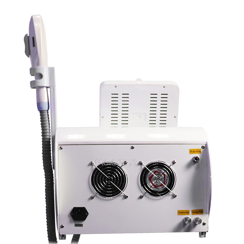 Portable Ipl Shr Super Hair Removal Beauty Machine For Salon Use