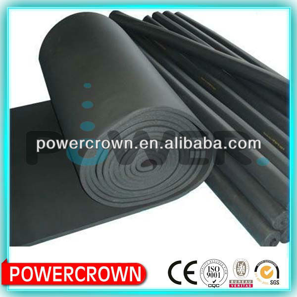 Best price foam rubber products epdm rubber foil