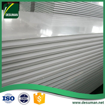 China Color Steel EPS Sandwich Panel Insulation Wall Panel