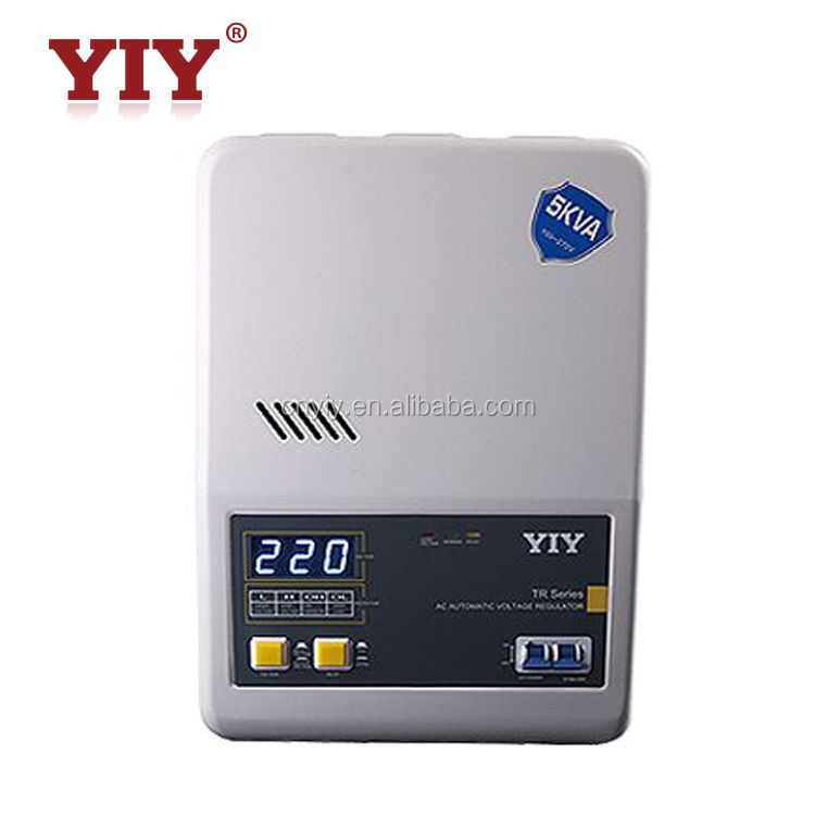 automatic voltage stabilizers 5kva voltage stabilizer price