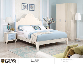 Cheap King Size Beds For Sale Mdf Wooden Double Bed Design Furniture