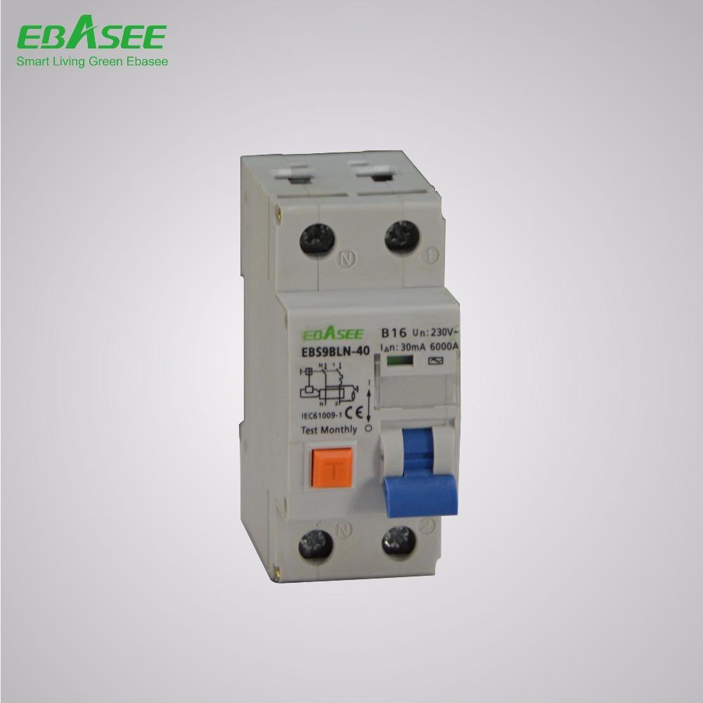 China Pfim Wholesale Alibaba Faz Miniature Circuit Breakers