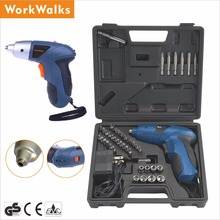 cheap price 3.6V cordless screwdrive with LED light