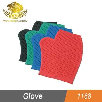 Wholesale Rubber Horse Pet Grooming Glove