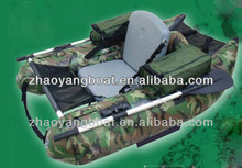 CE Certificated One Person Fishing Boat\Self Inflating boat
