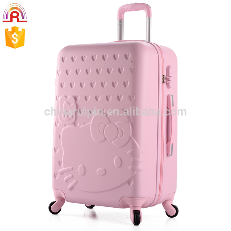 Best cheap high quality china travel trolley luggage suitcase
