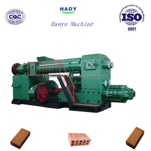 automatic red brick wall tile mobile brick makingh machine