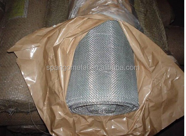 electro galvanized welded wire netting/mesh