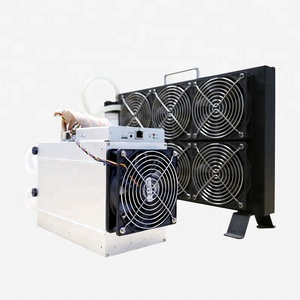 New Arrival!!! Antminer Liquid Water Cooling S9 Hydro 18T ASIC Miner For  BTC BCH High Efficiency Mining Fast Delivery